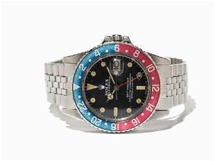 Rolex GMT Master, Ref. 16750, Switzerland, Around 1979