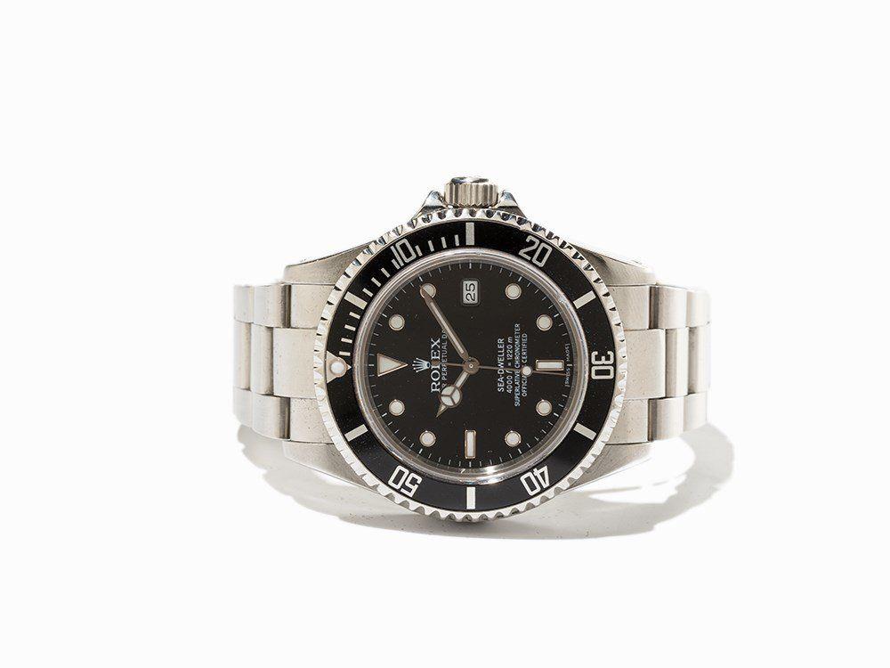 Rolex Sea-Dweller, Ref. 16600, Switzerland, Around 1994