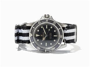 Rolex Submariner, Ref. 5512, Switzerland, Around 1962
