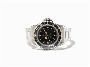 Rolex Submariner Explorer Dial Underline, Ref. 5513, C.