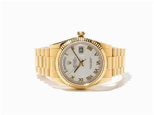 Rolex Day Date Wristwatch, Ref. 2098, Switzerland,