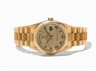 Rolex Day Date, Ref. 18248, Switzerland, Around 2000