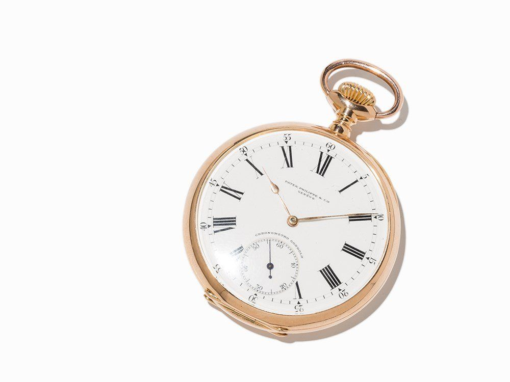 Patek Philippe Gondolo Chronometer Open Face, Around