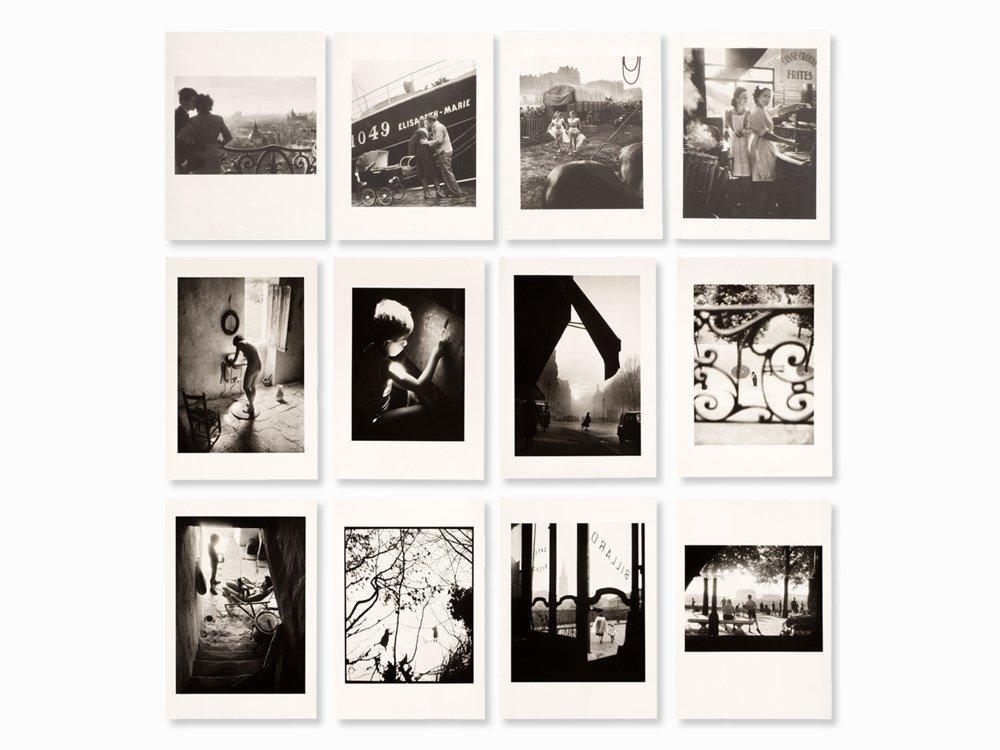 Willy Ronis (1910-2009), Portfolio 12 Collotypes,