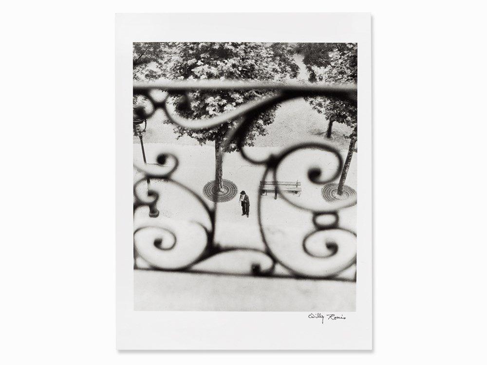 Willy Ronis (1910-2009), Boulevard Richard Lenoir,