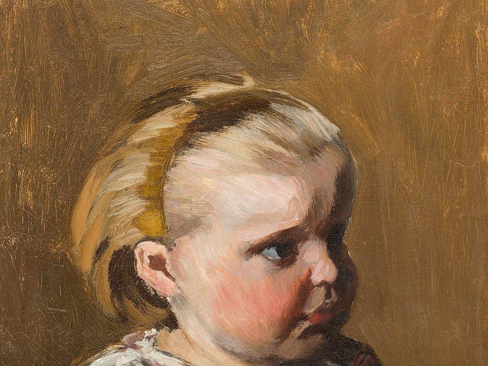 Claude Monet, L'Enfant à la tasse, portrait de Jean - 4