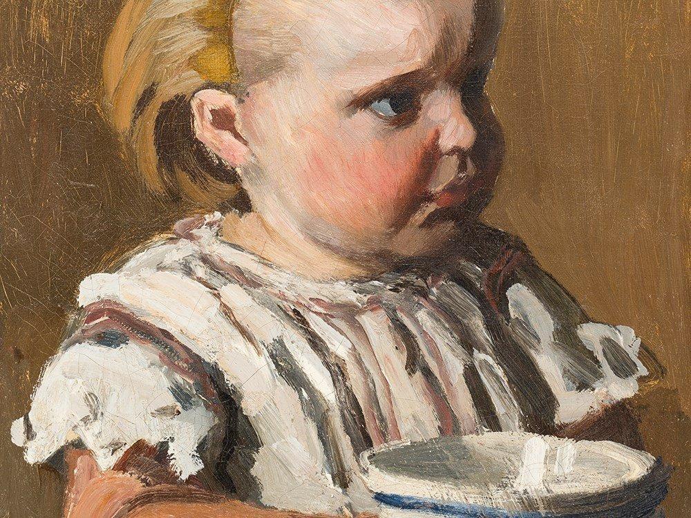 Claude Monet, L'Enfant à la tasse, portrait de Jean - 5