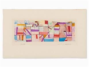 Paul Klee (1879-1940), Côte de Provence 5, Watercolor,
