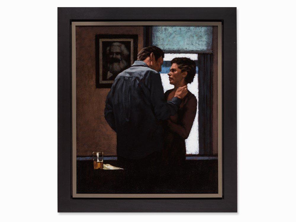 John Meyer (born 1942), Redemption II, Mixed Media,