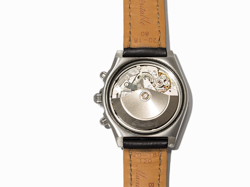 Breitling Chronomat Chronograph, Ref. B13047, C. 1990 - 4