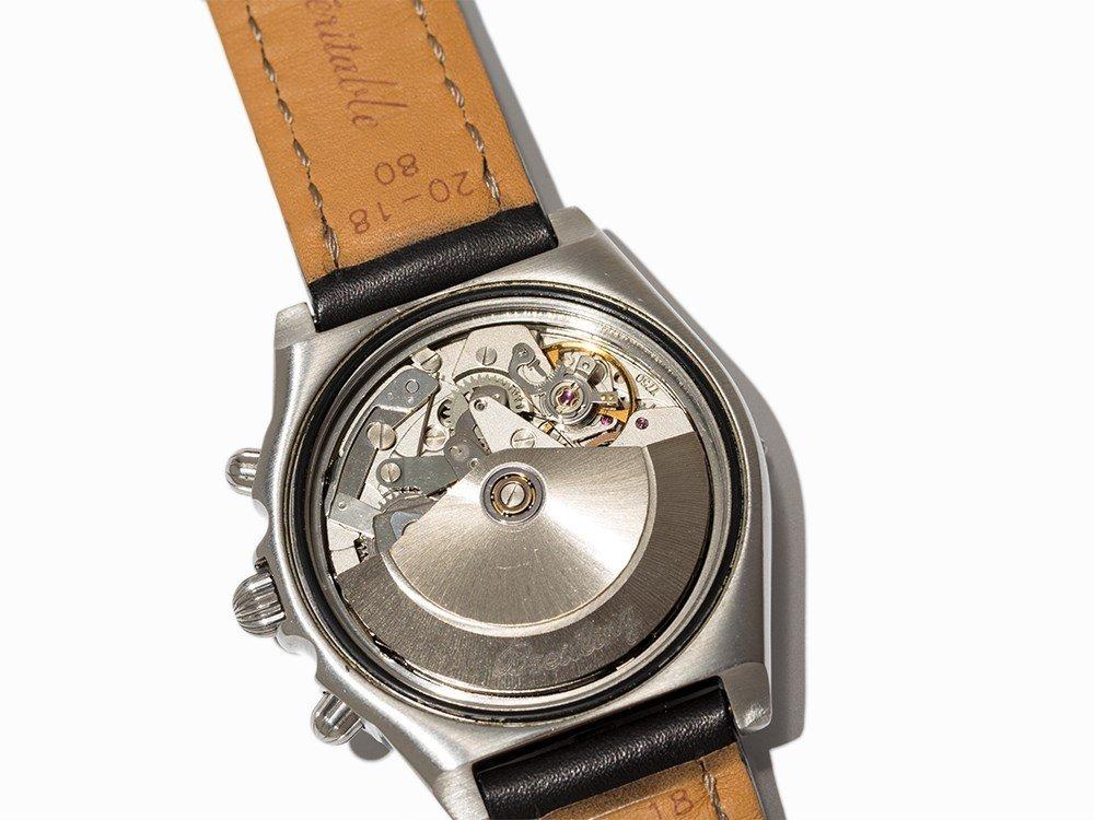Breitling Chronomat Chronograph, Ref. B13047, C. 1990 - 5
