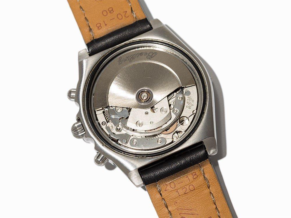 Breitling Chronomat Chronograph, Ref. B13047, C. 1990 - 6