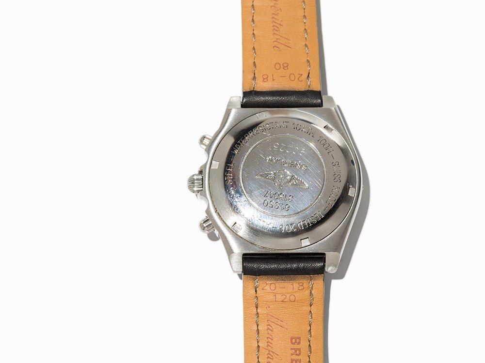 Breitling Chronomat Chronograph, Ref. B13047, C. 1990 - 7