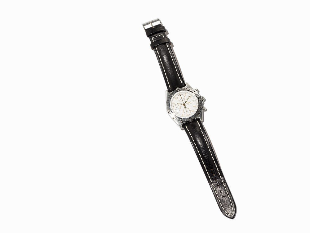 Breitling Chronomat Chronograph, Ref. B13047, C. 1990 - 9