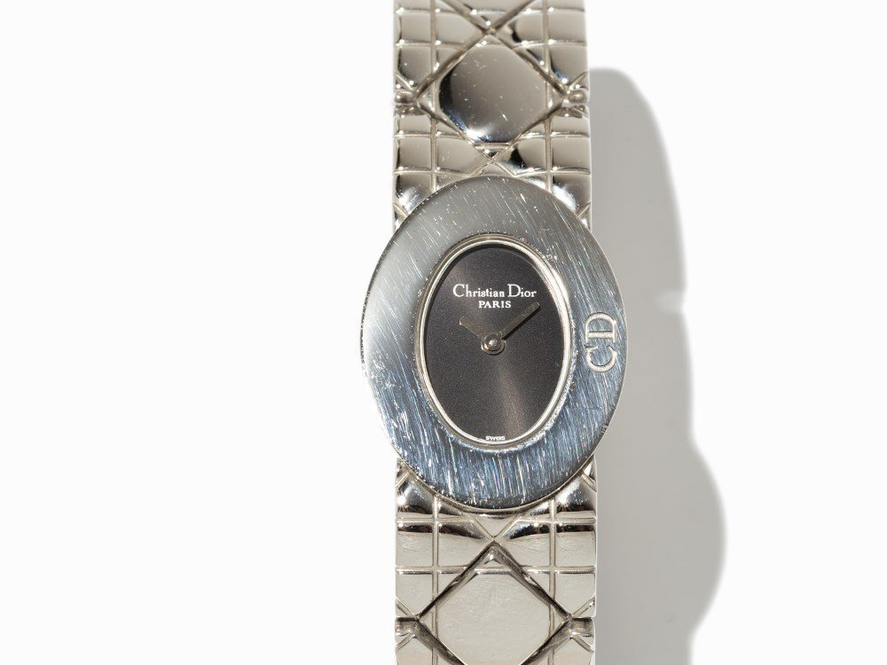 Christian Dior Lady Dior Ladies' Watch, C. 1995 - 2