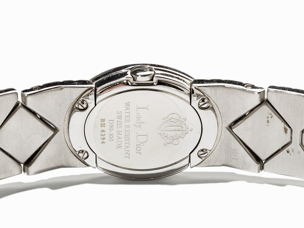 Christian Dior Lady Dior Ladies' Watch, C. 1995 - 4