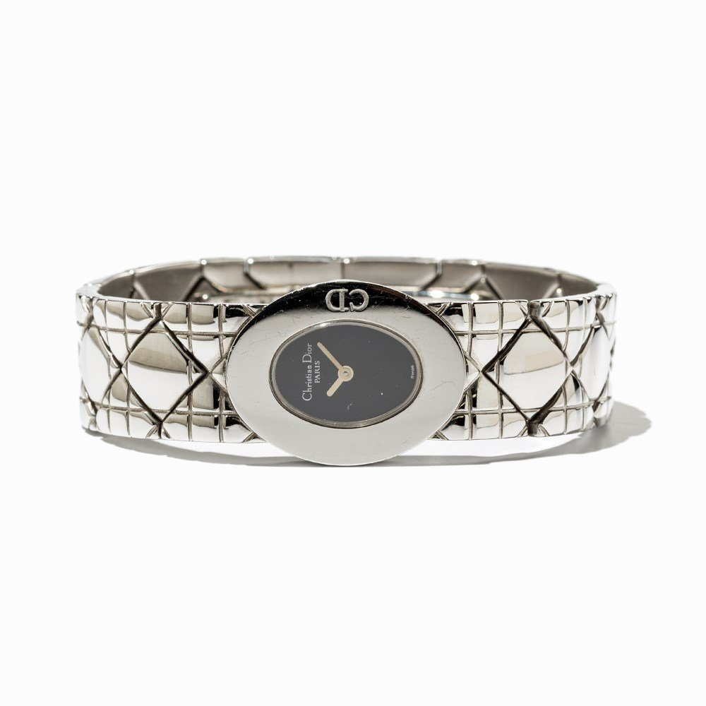 Christian Dior Lady Dior Ladies' Watch, C. 1995 - 7
