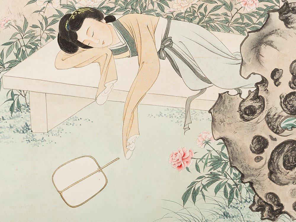 CHEN Shaomei (1909-54), Attr., Xiangyun Dreaming, 20th