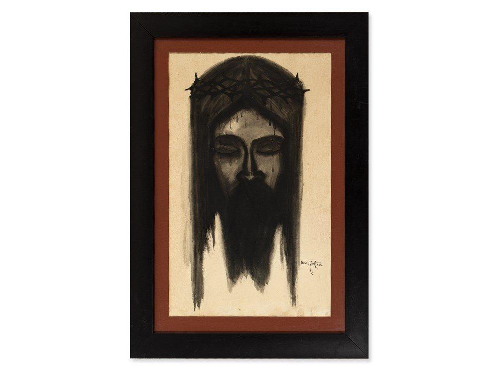 Daniel Orantes, The Face of Christ, El Salvador, 1971