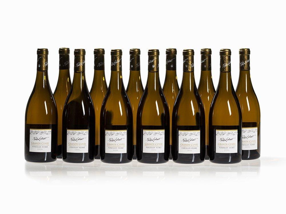 12 Bottles 2006 Jolivet Grande Cuvée, Pouilly-Fumé