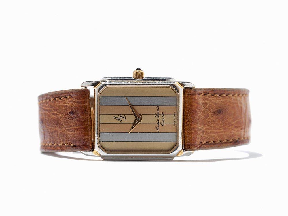 Maurice Lacroix Quartz Wristwatch - Collector's Piece!