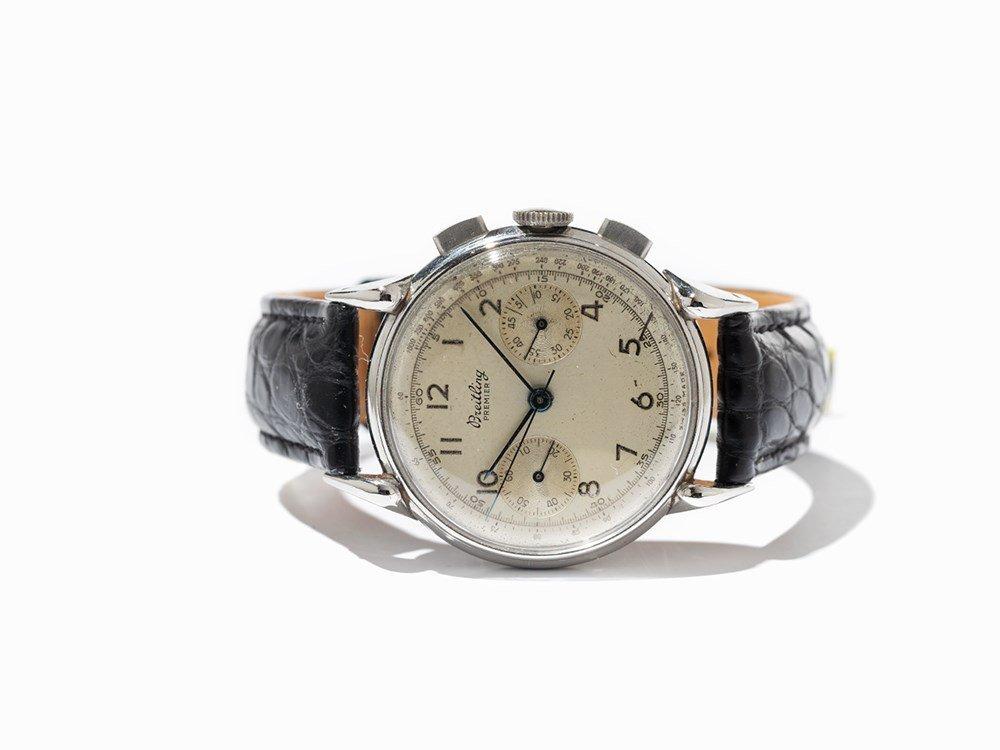 Breitling Premier Chronograph, Ref. 797 Switzerland