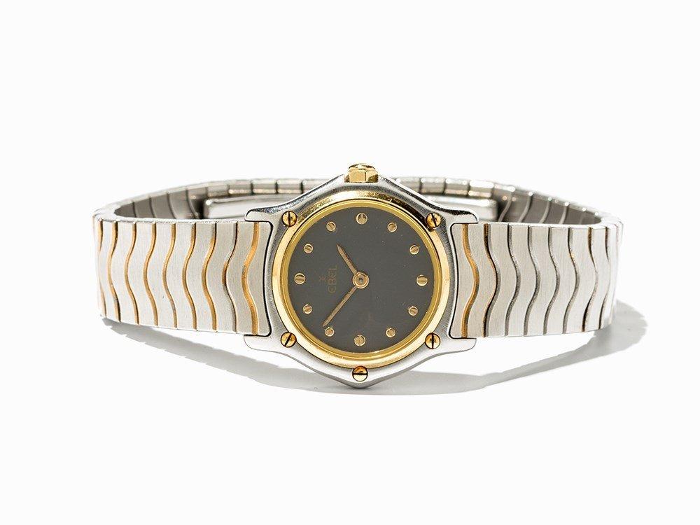 Ebel Classic Wave Ladies' Watch, Ref. 1057901, C. 1992