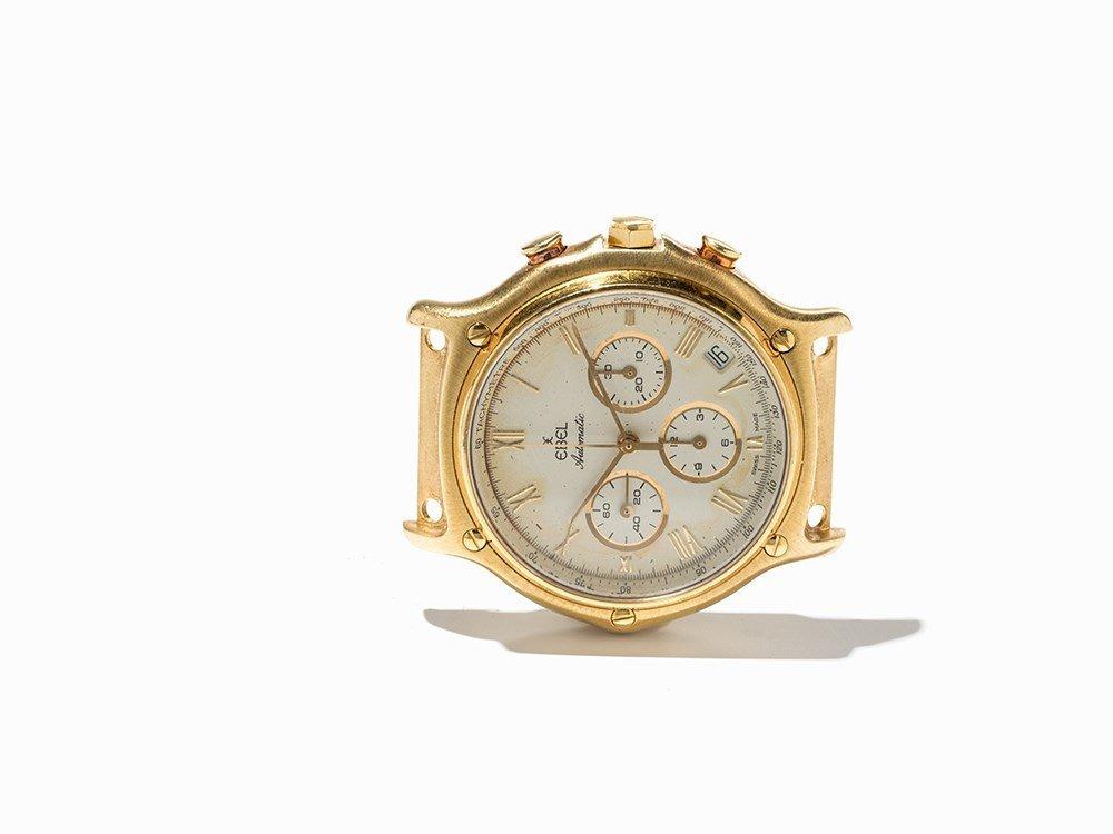 Ebel 1911 Gold Watch Case , Ref. 8134901, Switzerland,