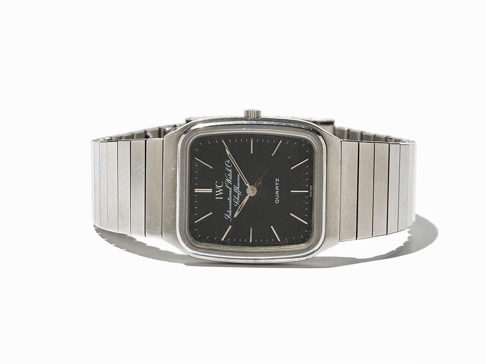 IWC Vintage Wristwatch, Ref. 3801, Switzerland, C. 1975