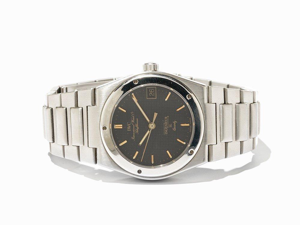 IWC Ingenieur SL Wristwatch, Ref. 3305, Switzerland, C.