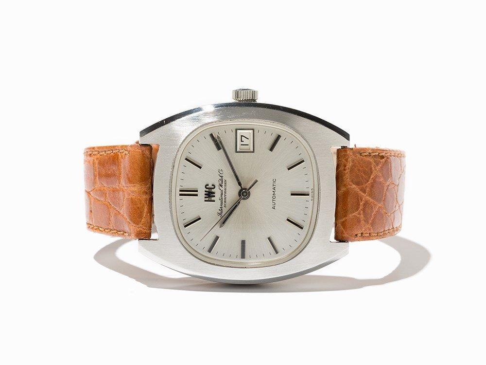 IWC Automatic Wristwatch, Ref. 1872, Switzerland, C.