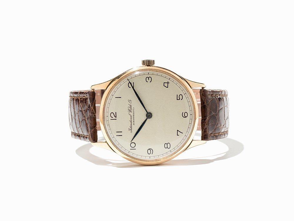 IWC, Early Oversize Wristwatch, Switzerland, C. 1930