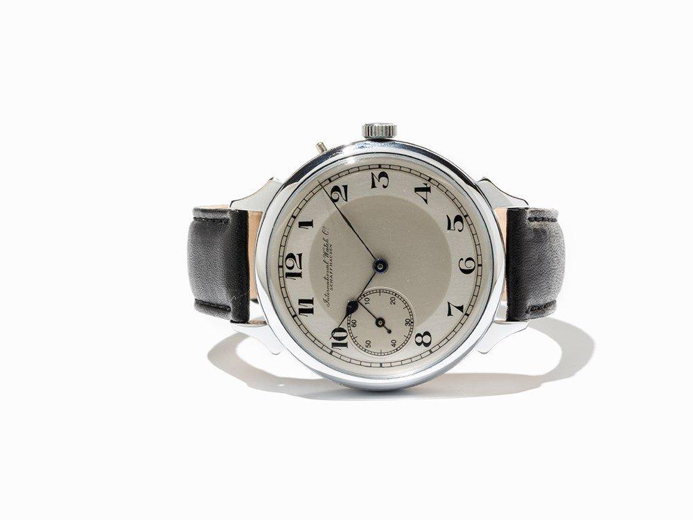 IWC Marriage Wristwatch, Switzerland, C. 1910