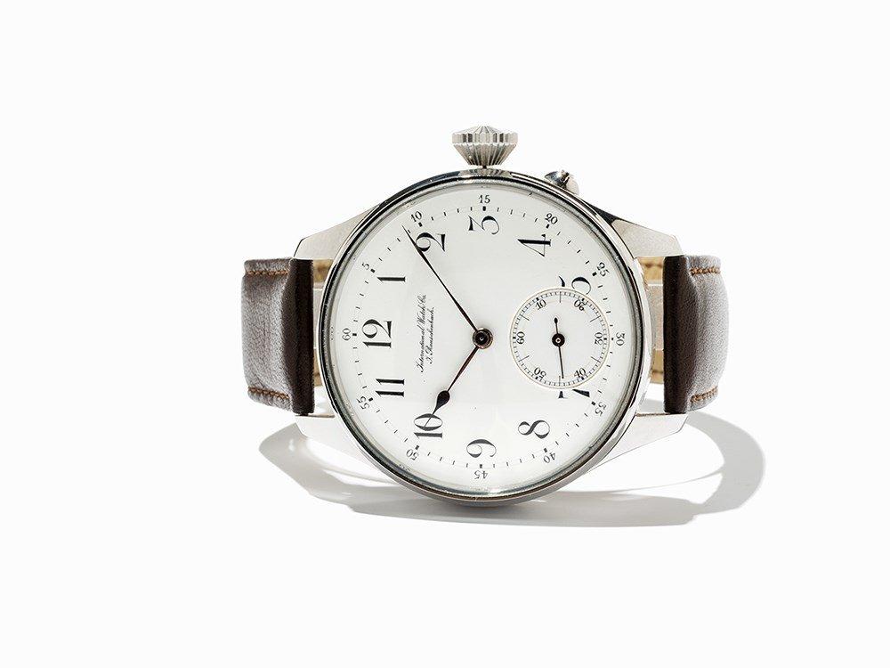 IWC Marriage Wristwatch, Switzerland, C. 1880