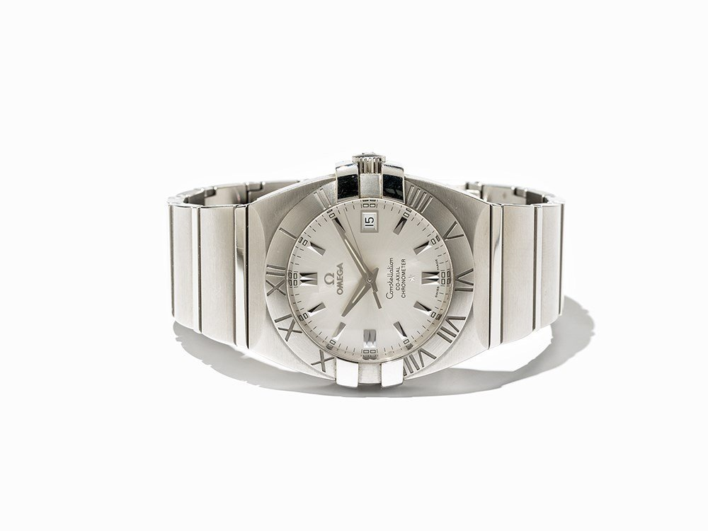 Omega Constellation Co-Axial Chronometer, Ref.