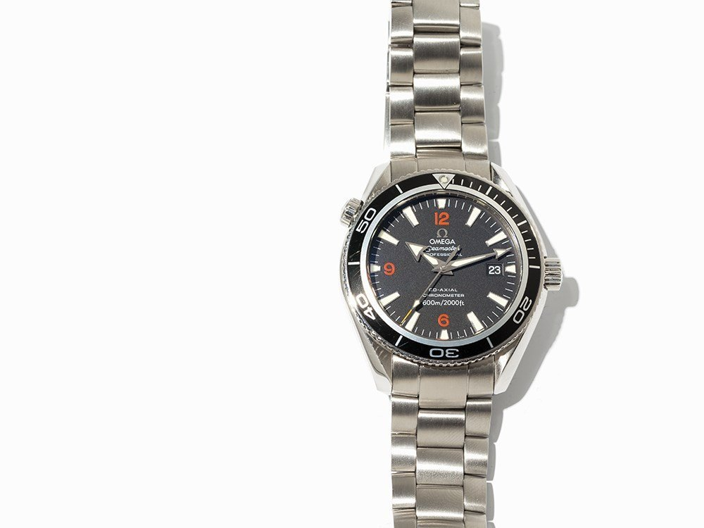 Omega Seamaster Co-Axial Chronometer, Ref. 168.1651, C. - 2