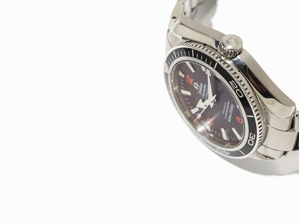 Omega Seamaster Co-Axial Chronometer, Ref. 168.1651, C. - 3