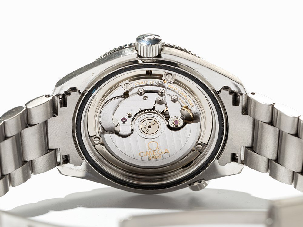 Omega Seamaster Co-Axial Chronometer, Ref. 168.1651, C. - 4