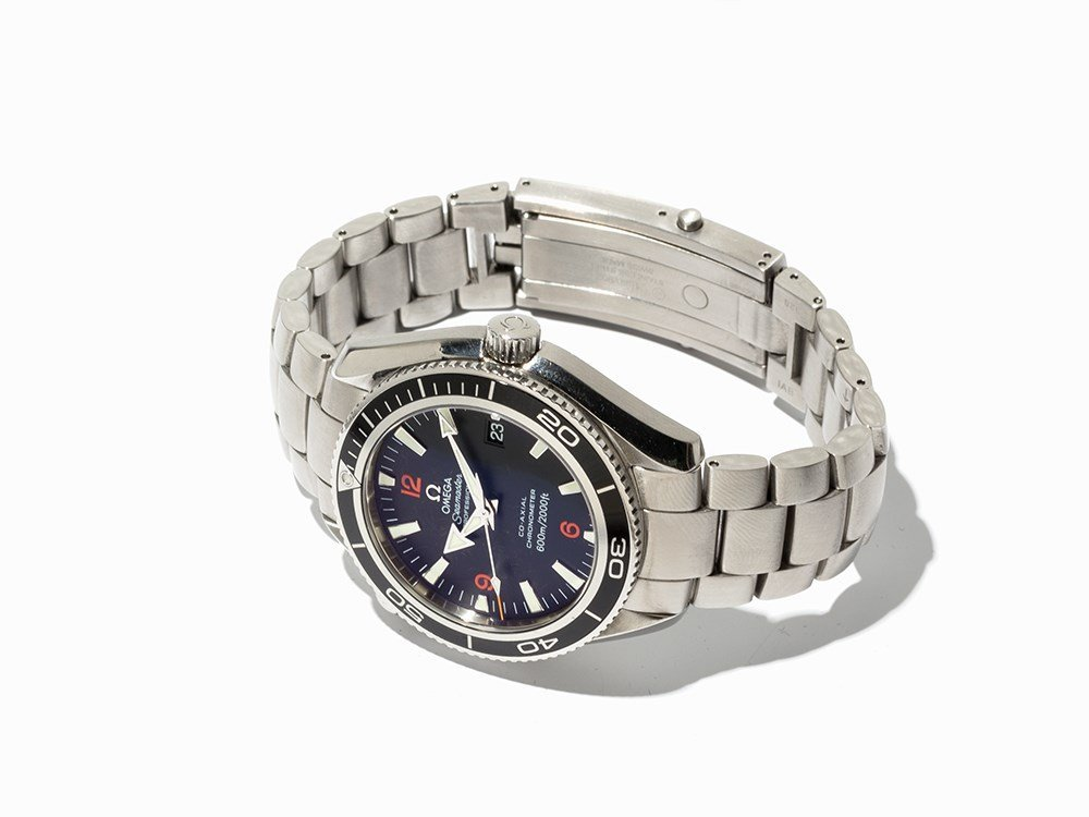 Omega Seamaster Co-Axial Chronometer, Ref. 168.1651, C. - 7