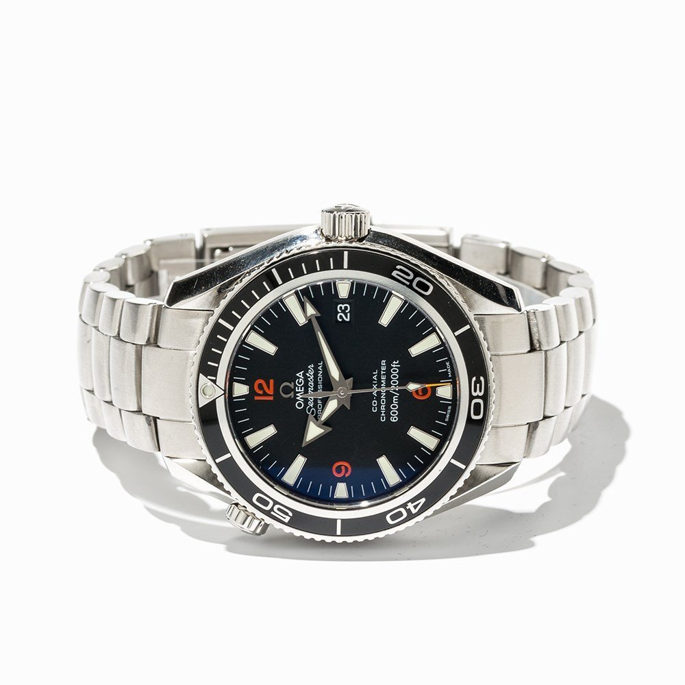 Omega Seamaster Co-Axial Chronometer, Ref. 168.1651, C. - 8