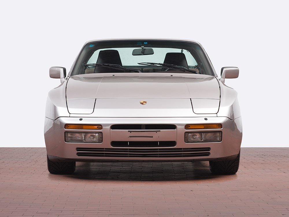Porsche 944 Turbo, Silver Rose Limited Edition, Model - 3