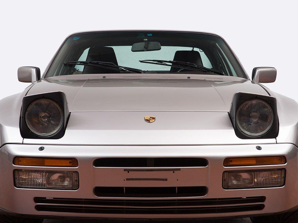 Porsche 944 Turbo, Silver Rose Limited Edition, Model - 7