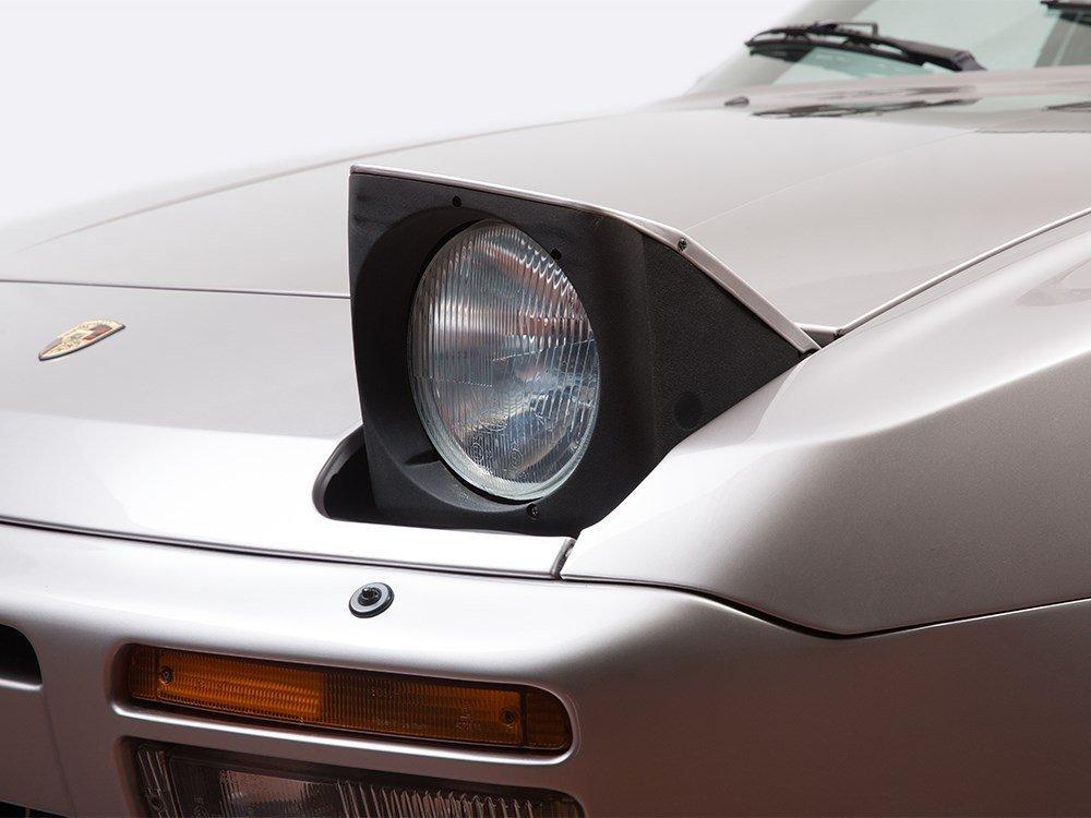 Porsche 944 Turbo, Silver Rose Limited Edition, Model - 8