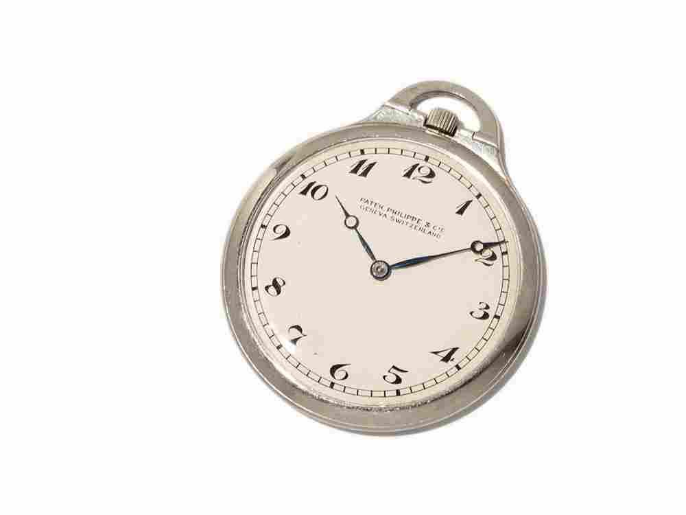 Patek Philippe Pocket Watch, Switzerland, Around 1935