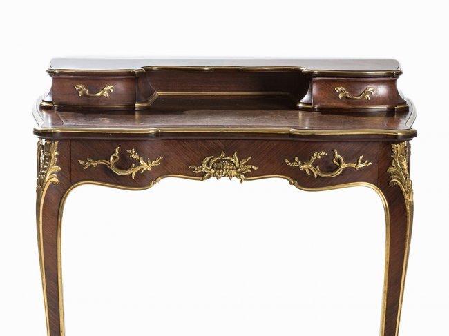 francois linke louis xv style bureau de dame paris lot 54. Black Bedroom Furniture Sets. Home Design Ideas