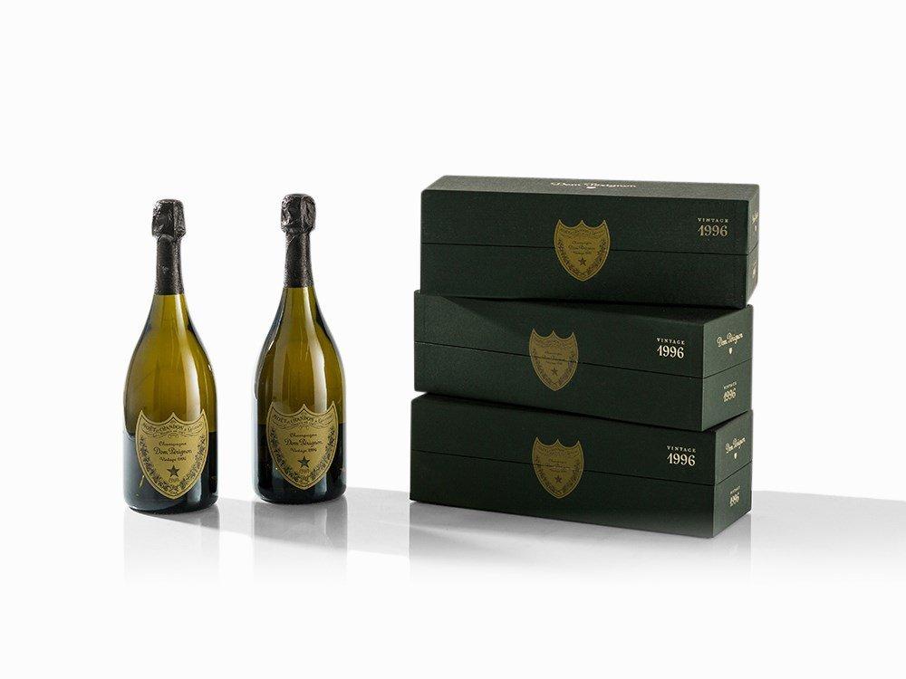 18 Bottles 1996 Moët & Chandon Dom Pérignon, Champagne - 2