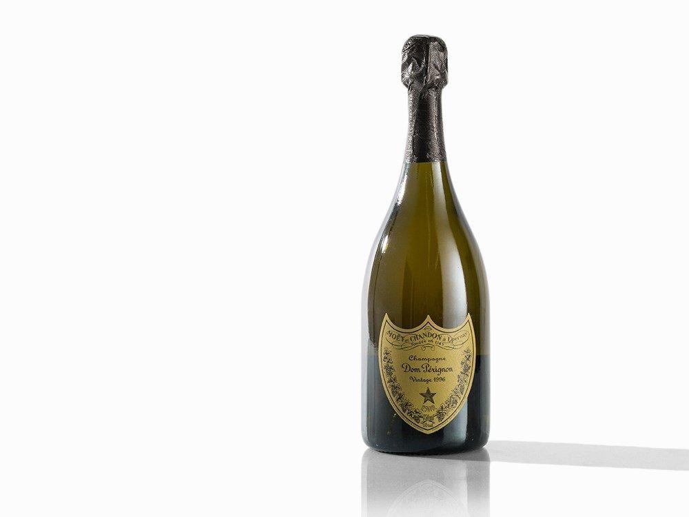 18 Bottles 1996 Moët & Chandon Dom Pérignon, Champagne - 3