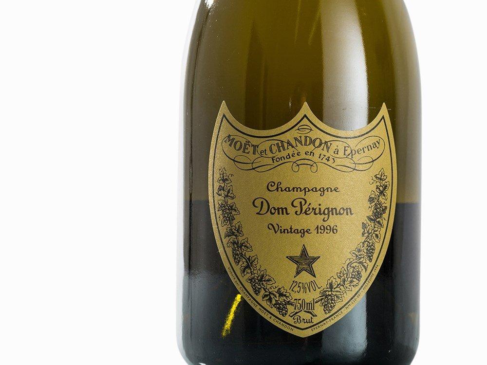 18 Bottles 1996 Moët & Chandon Dom Pérignon, Champagne - 4