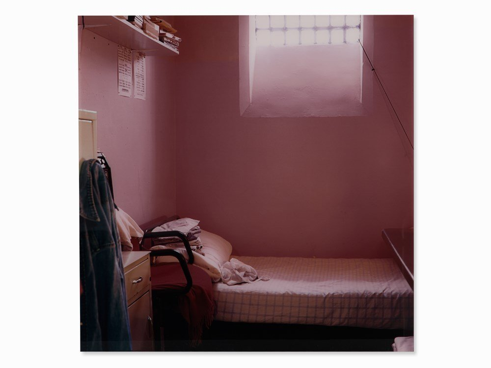 Mary Kelly, Pink Room, Photograph in Colors, 2003