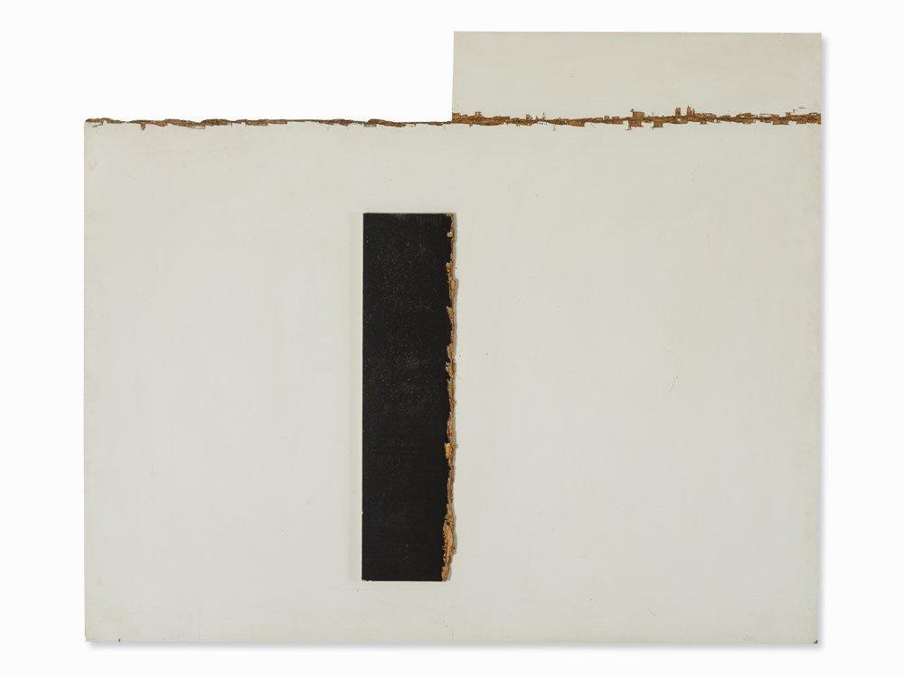 Michael Gitlin (b. 1943), Monumental Wall Object, Wood,